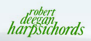 Robert Deegan Harpsichord Logo
