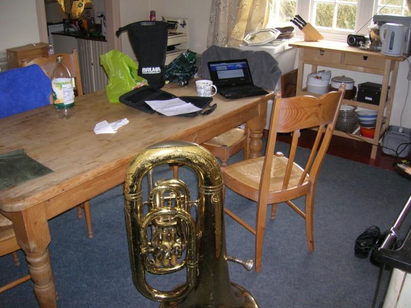warmshowers tuba