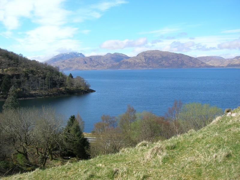Highlandscene